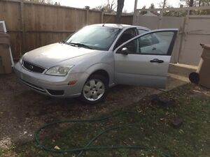 [low km] cheap 2006 Ford Focus