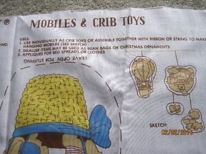 Baby animal mobile and toys to craft Windsor Region Ontario image 2