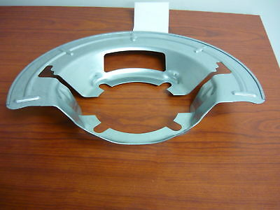 FORD OEM Disc Brake-Front-Backing Plate Dust Splash Shield F81Z1214AA Disc Brake Dust Shield
