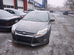 Ford focus 2012 se automatic
