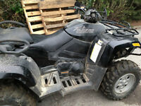 For Sale:  2011 Arctic Cat 550