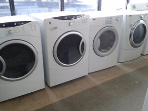 WASHERS AND DRYERS-( FRONT-LOAD)--(TOP-LOAD)-(LAVEUSE-SECHEUSE