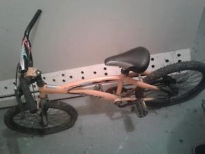 Vélo 100$ négociable