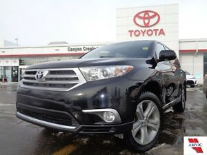 2013 Toyota Highlander LIMITED NAVI DEALER MAINTAINED CLEAN CARP