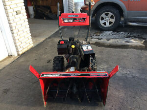 Mastercraft Snowblower 10 hp, 30""