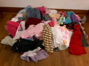 18 to 24 Month Girls Clothes
