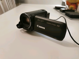Canon Legria HF R806 Digital Camcorder - Black