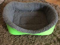 Small animal bed (rabbit etc)