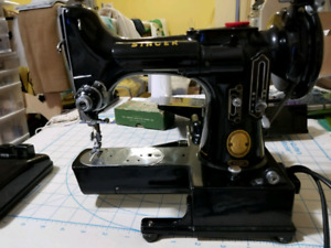 Featherweight 222k for sale