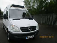 MERCEDES-BENZ 313 MWB FRIDGE £10995+VAT