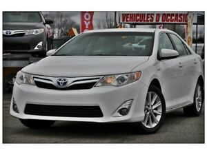 2012 Toyota Camry Hybrid XLE Mags