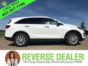 2017 Kia Sorento LX AWD  Beautiful color, Heated Seats, 4Cyl, Am