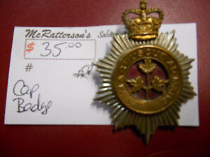 Military Cap Badges London Ontario image 4