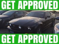 "GT STANG - TEXT ""AUTO LOAN"" TO 519 567 3020 GUARANTEED CREDIT"