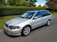 VOLVO V40 2.0 SPORT LUX - AUTOMATIC - 5 DOOR - ESTATE - **F/S/H **