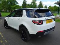 LAND ROVER DISCOVERY SPORT 2.2 SD4 HSE 4X4 2015/15