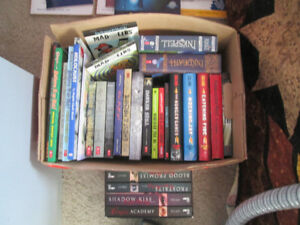 Box of Young Adult Books