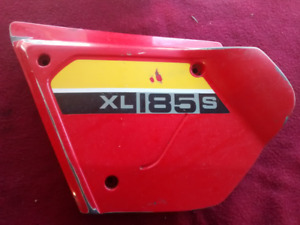 Used Honda XL175 Left Side Cover
