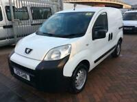 2011 Peugeot Bipper 1.4 HDi 70 S [SLD] EX LOCAL COMPANY VAN NEW CLUTCH NEW MOT
