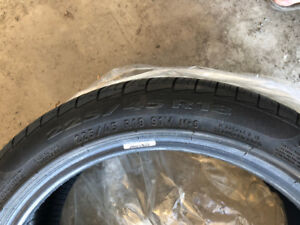 FIRELLI SUMMER TIRES RUN FLAT