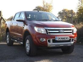 Ford Ranger Limited 4x4 Dcb Tdci DIESEL MANUAL 2014/63
