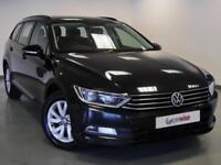 2015 Volkswagen Passat 2.0 TDI S 5dr DSG Diesel black Automatic