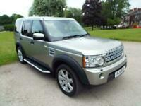 2011 Land Rover Discovery 4 3.0 SD V6 Panel Van 5dr