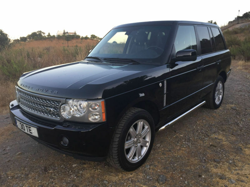 lhd 2007 range rover vogue 3 6 tdv8 4x4 automatic spain marbella in hockley essex. Black Bedroom Furniture Sets. Home Design Ideas