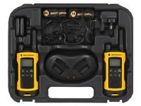 Motorola Talker T80 Extreme PMR446 2-Way Walkie Talkie Radio Twin Pack - Yellow / Black