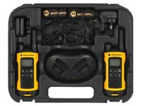 Motorola Talker T80 Extreme PMR446 2-Way Walkie Talkie Radio Twin Pack - Yellow / Black