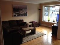 Renovated Large 5.5 for rent in Lasalle