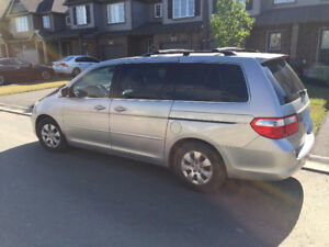 2007 Honda Odyssey Minivan, Van, Great vehicle