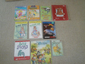 Learning readers books