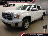 New 2015 GMC Sierra 1500 4WD Crew Cab SLE-COLOUR TOUCH STEREO