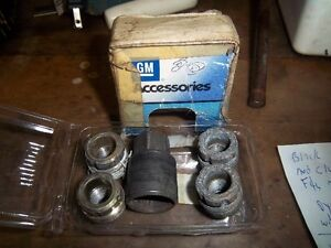 gmc/chevy fullsize trucks locking wheel nuts yrs 1988 /2010 etc.