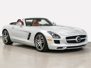 2012 Mercedes-Benz SLS AMG Roadster COLLECTORS CAR