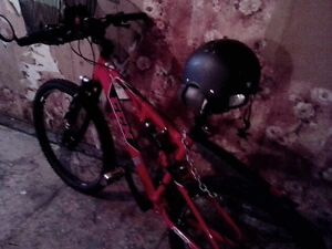 CCM Mountain bike the works   barely used