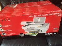 Lexmark x5470 All-In-One Printer