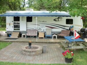 2005 Forest River Cherokee 27L Jelcoat Finish