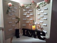 Stop dreaming on Pinterest - let's make your wedding a reality!