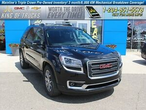 2014 GMC Acadia SLT-1 | Lane Departure Warning | 7 Pass   - $251