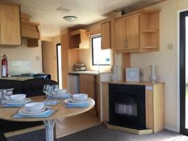 Fantastic value 3 bedroom caravan, located near Norwich and Cromer