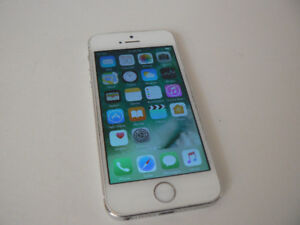 iphone 5s Factory Unlocked 16gb Touch ID ready Clean