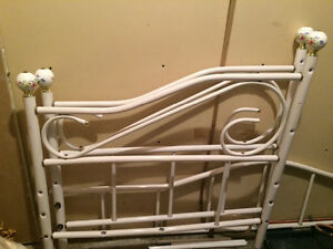 Twin daybed frame/rails