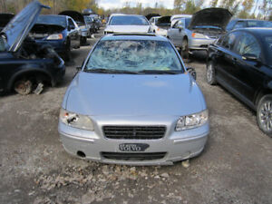 2005 Volvo S60 ** FOR PARTS ** INSIDE & OUTSIDE**