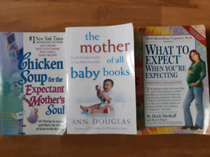 Great books for moms to be