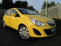 2013 Vauxhall Corsa 1.3 CDTi ecoFLEX Energy Turbo Diesel 5dr [AC] 5 door Hatc...