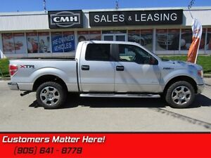 2011 Ford F-150 LARGE PICK-UP   ECOBOOST! 4x4! SUPER CREW!