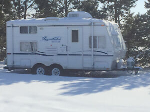2006 Travelaire Rustler rt185