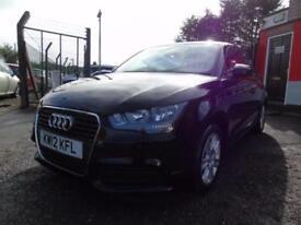 2012 Audi A1 1.6 TDI SE 5dr Service history,2 keys,Finance available,Px welco...